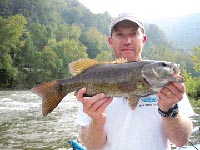 New River Fishing West Virginia